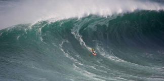 Sportrekorde: McNamara reitet eine Welle