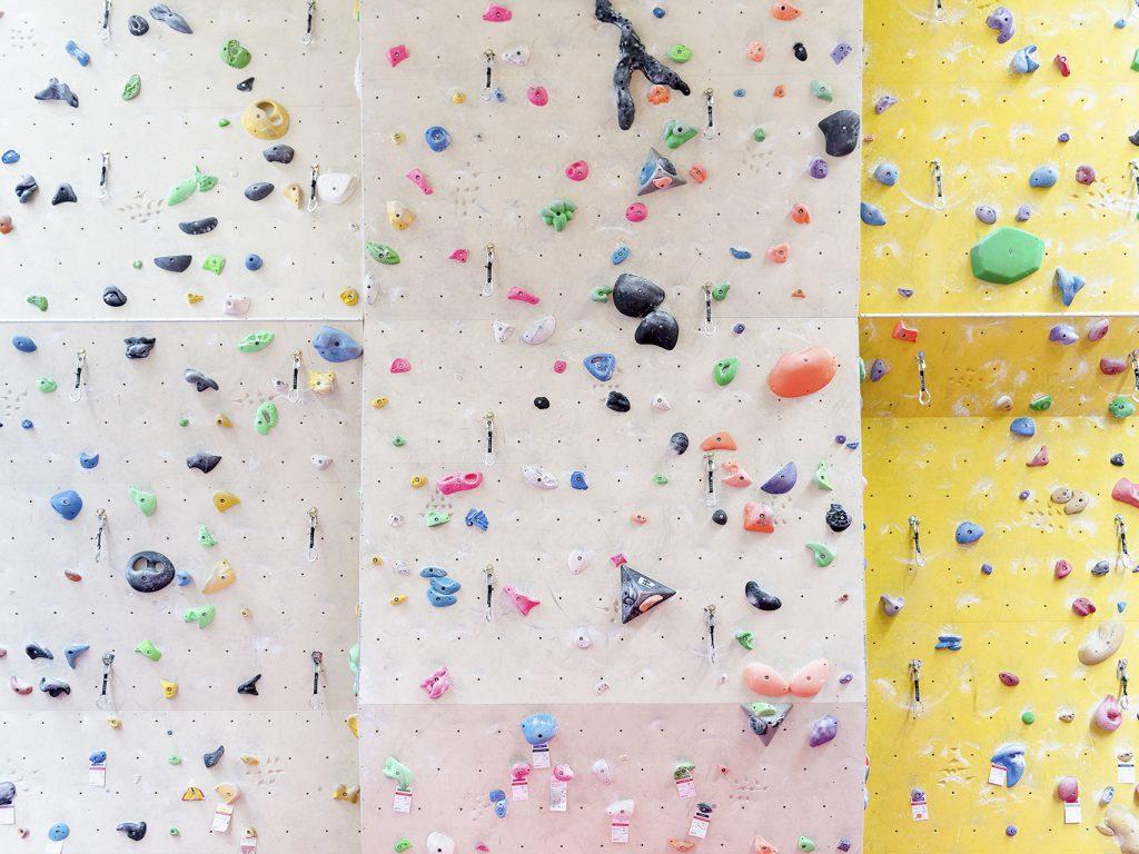 Mit Klettern abnehmen