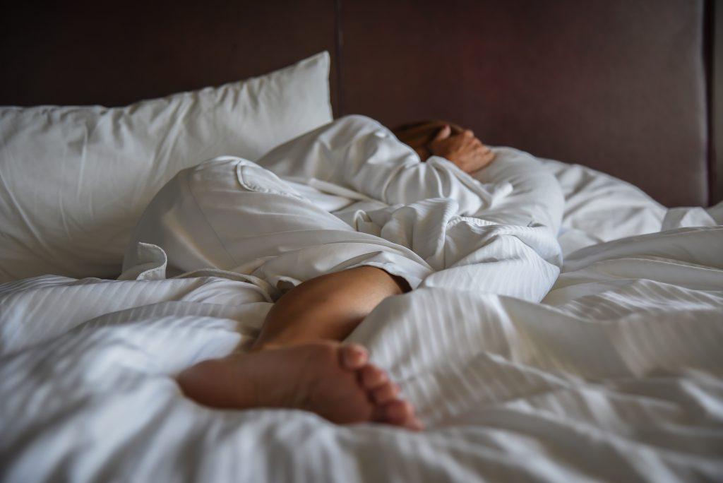 Ausreichend Schlaf für den Frühsport-Profi