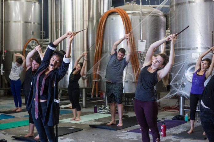 Harry Poter Yoga - Yoga Arten
