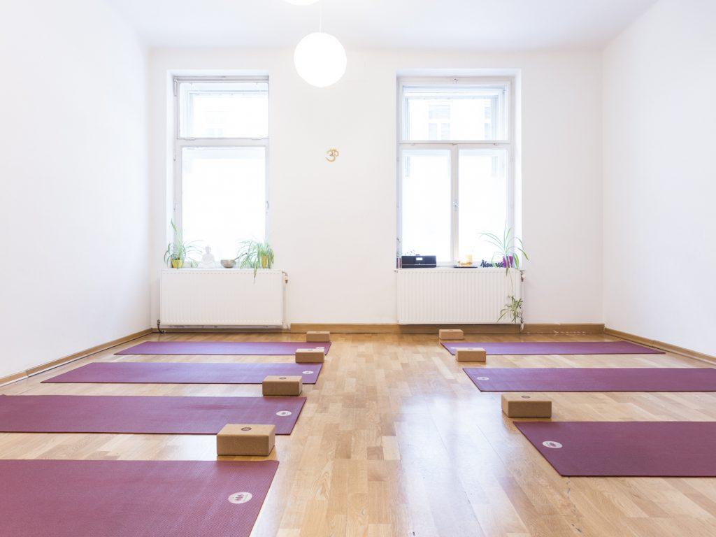 Yogmatten im Yoga For Everyone