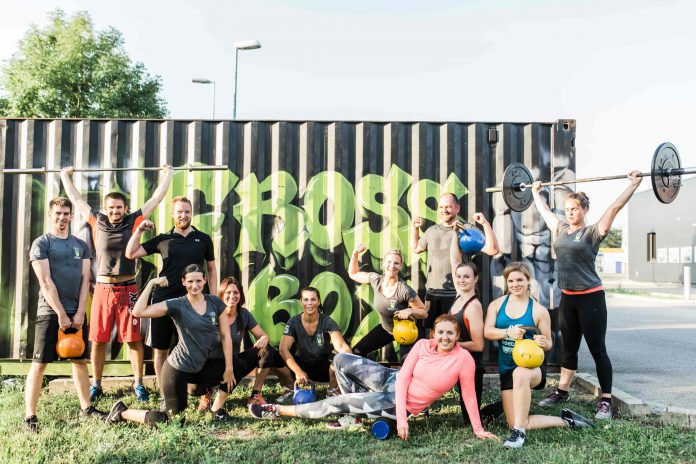 team crossfit crossbox vienna