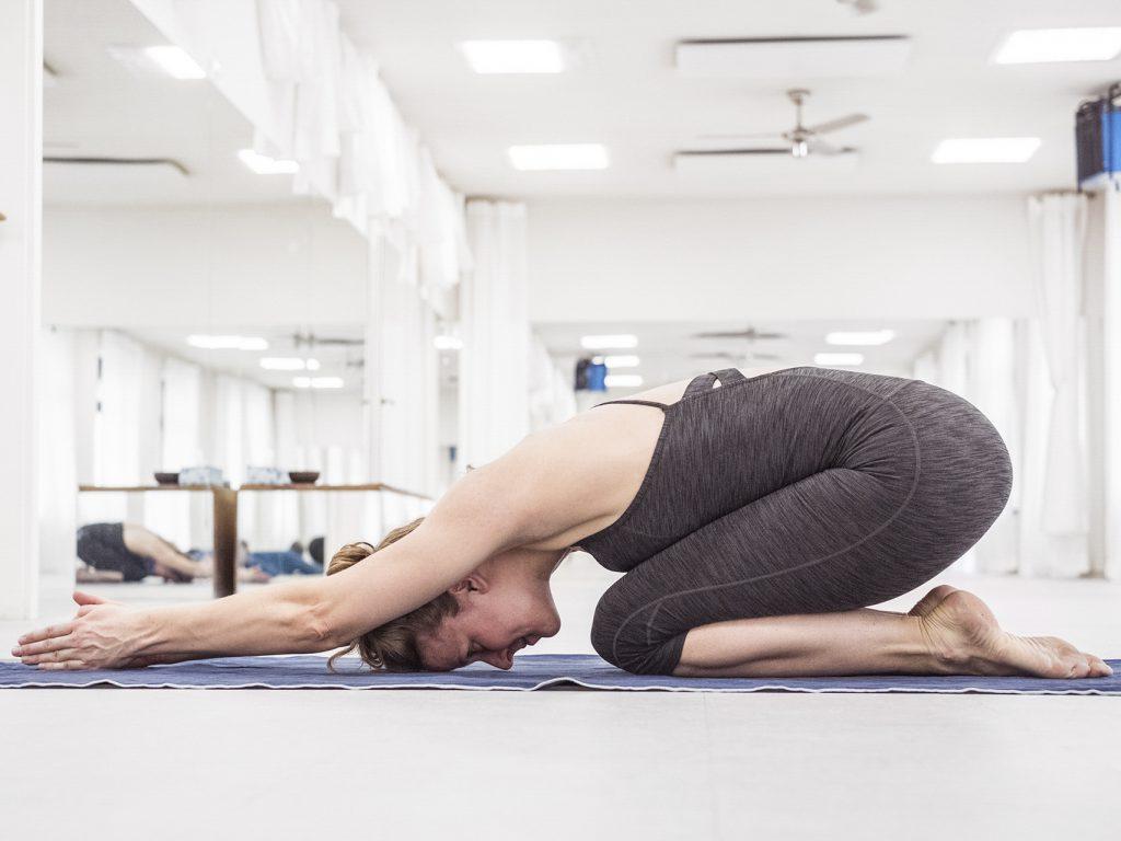 Yoga zur Regeneration
