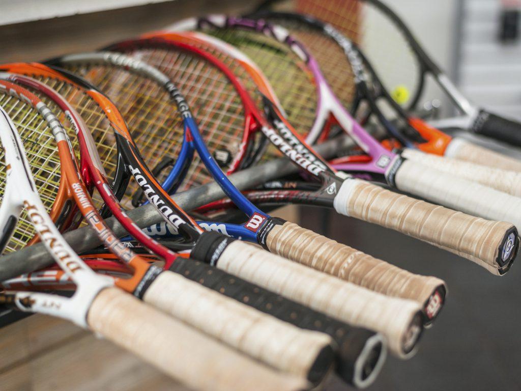 Tennisausrüstung - Tennisschläger