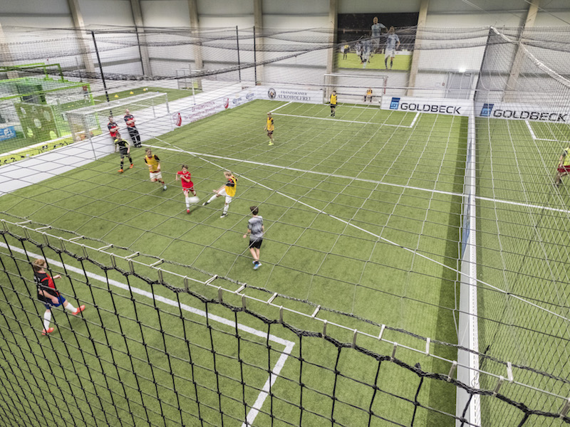 Fußball Krafttraining verbessert dein Spiel