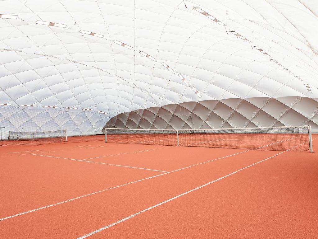 Tennisverein: Flexible Anmietung von Tennishallen
