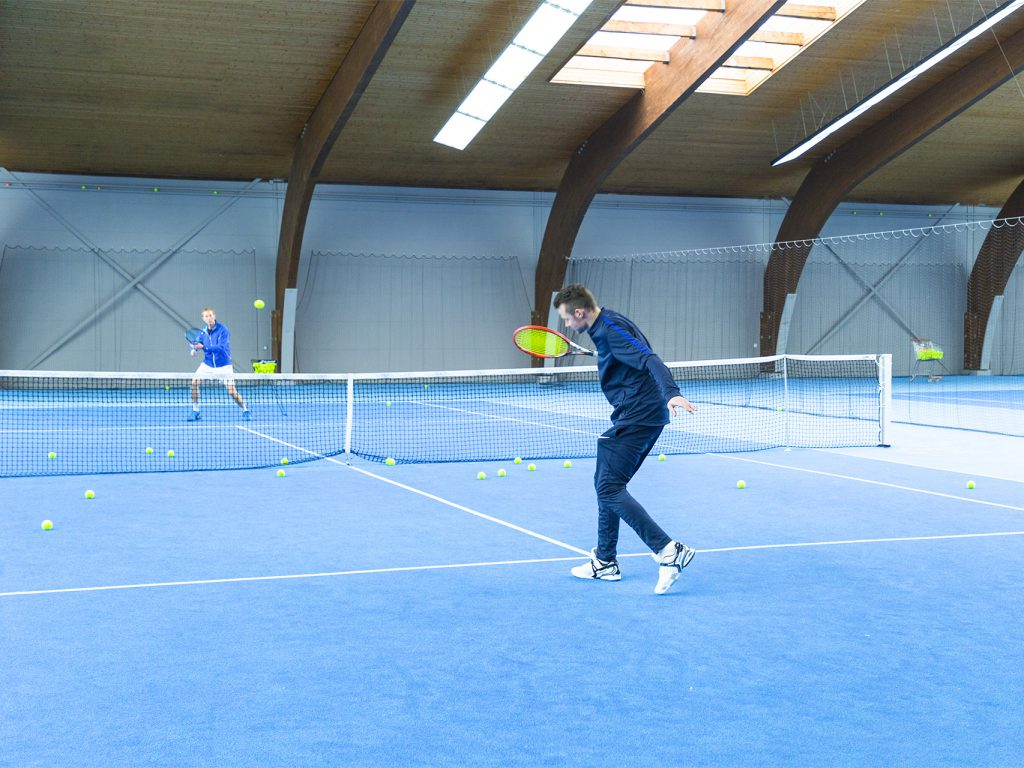 Tennis mental - Tenniscenter Stegen