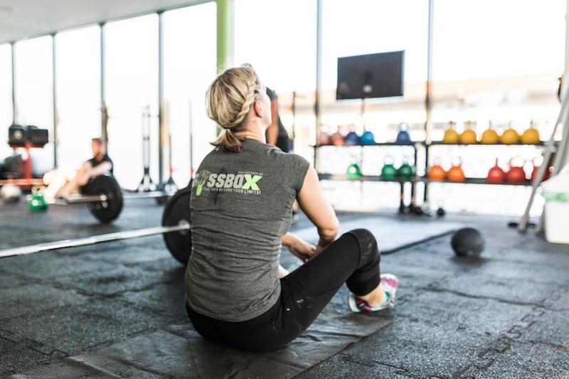 Mit Muskelkater weiter trainieren?