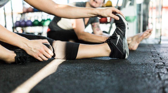 Dehnen gegen Muskelkater bei Body Concept