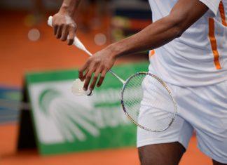 Badmintonregeln - der richtige Aufschlag ist wichtig