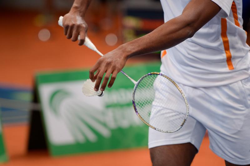 Badminton Einführung
