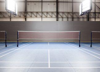 Die Besonderheiten des Badminton Spielfelds