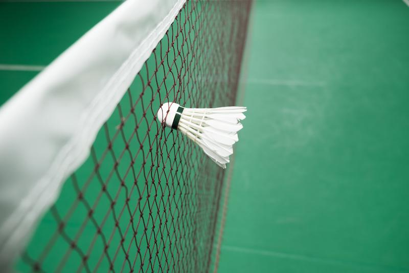 Badminton Federball Unterschied