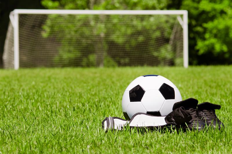 Fußballausrüstung