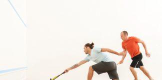 Squash Schlagtechnik