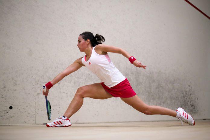 Squash Tipps: hier siehst du, wie es die Profis bei den CIMB Malaysian Open Squash Championship 2012 machen.