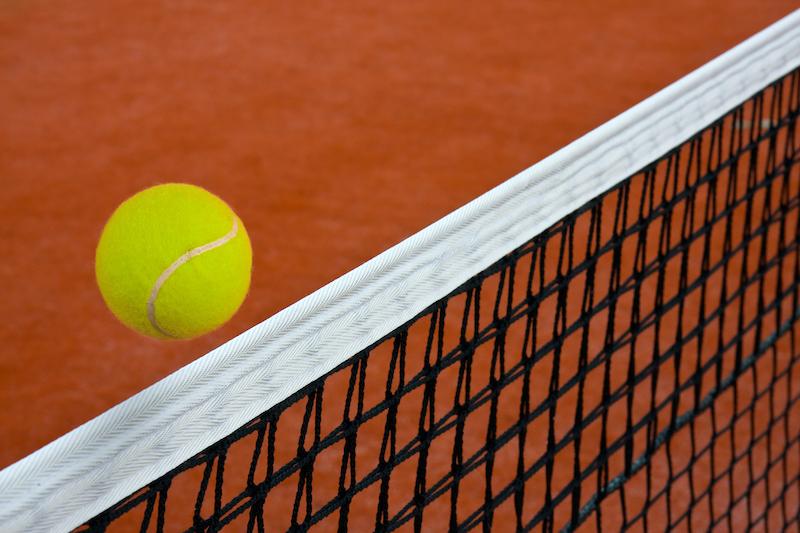 Tennisausrüstung - Tennisball