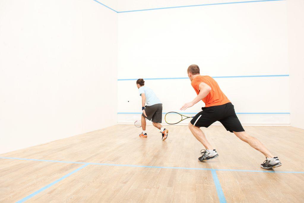 Squash Verein: Mit Eversports Flexibilität genießen