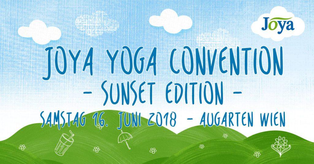Yoga im Park Wien - Joya Yoga Convention