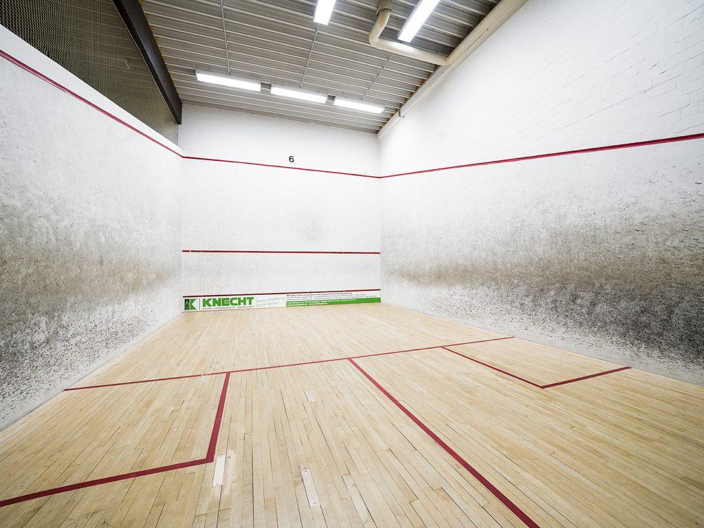 Squash Training: wie man die unterschiedlichen Schlagarten im Squash trainiert