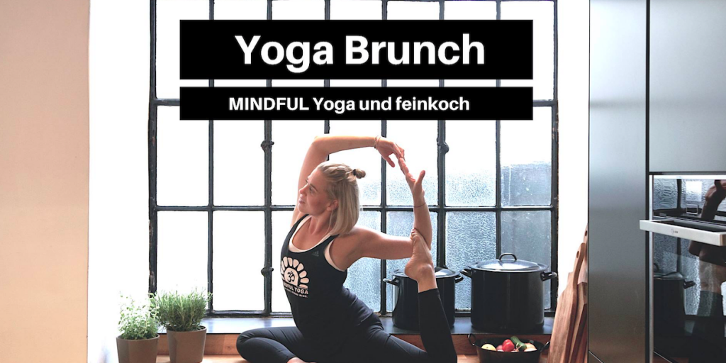 Yoga im Park Wien - Yoga Brunch