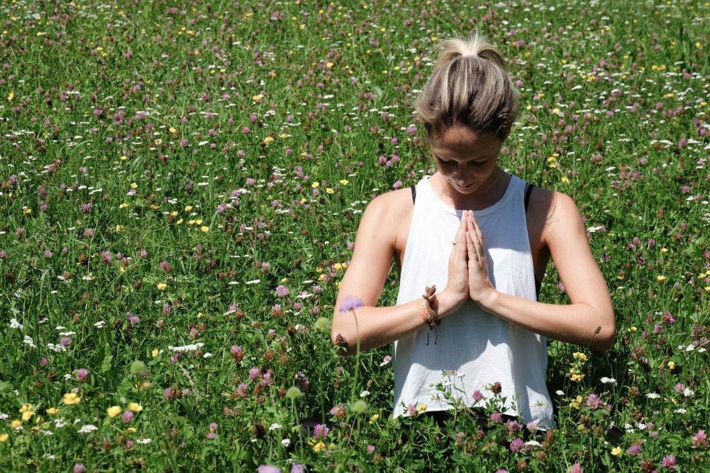 Yoga im Park Wien - Monday Yoga im Augarten