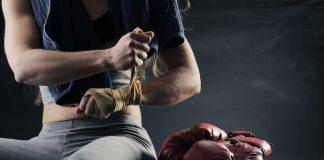 Kampfsport für Frauen: Boxen