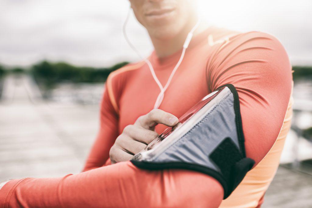 Musik zum Laufen - So sind deine Gadgets richtig verstaut