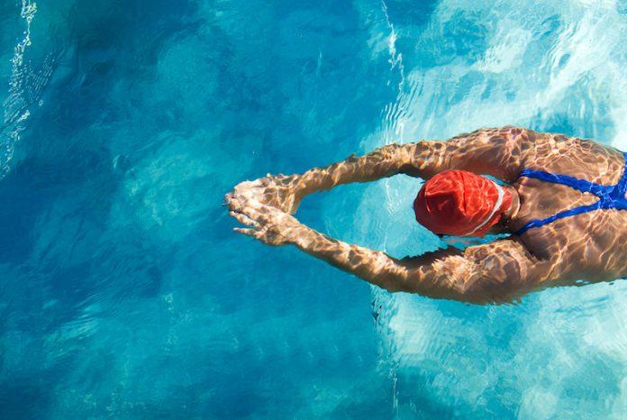 Was bringt das Bahnenziehen im Schwimmen