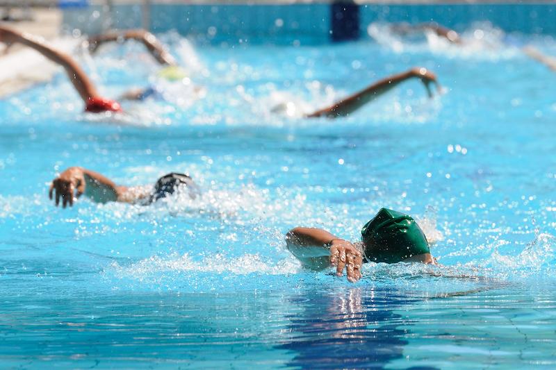 Schwimmen bringt den Kreislauf in Schwung | Was bringt Schwimmen