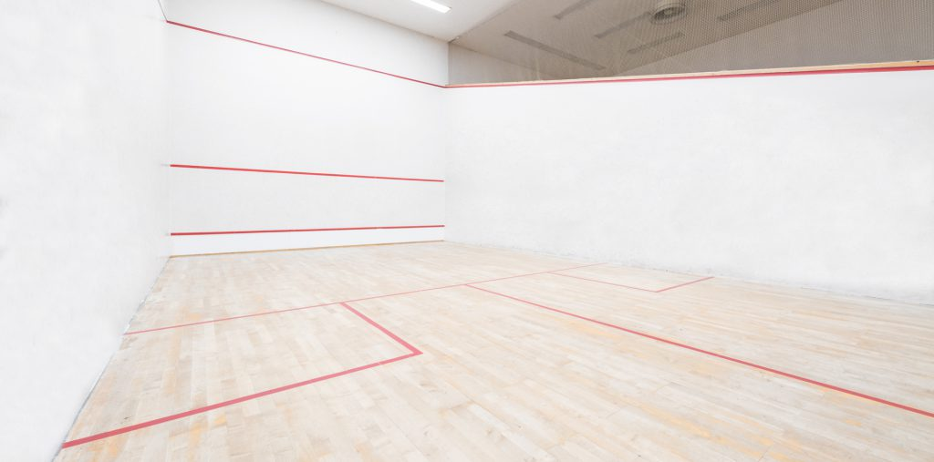 Squash Court von Tennis Point Vienna