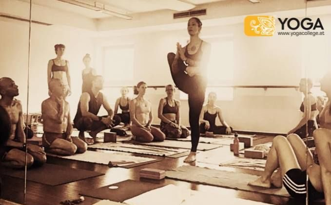 yoga workshops yoga college vienna