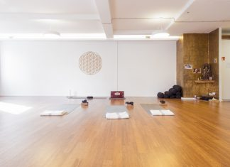 Yoga Workshops in München - Patrick Broome Yoga Studio City