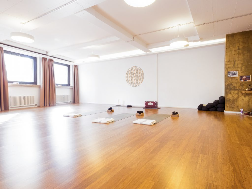 Yoga Workshop in München - Patrick Broome Yoga Studio