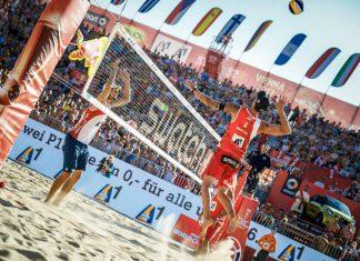 ©Facebook – Beach Volleyball Major Series Vienna