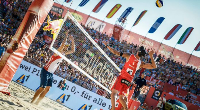 ©Facebook – Beach Volleyball Major Series Vienna