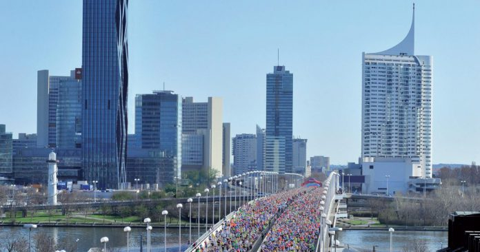 sportevents in wien 2019: Vienna City Marathon