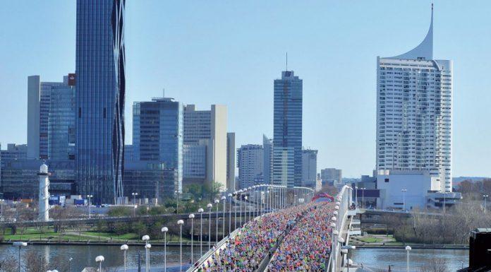sportevents in wien 2019: Vienna City Marathon