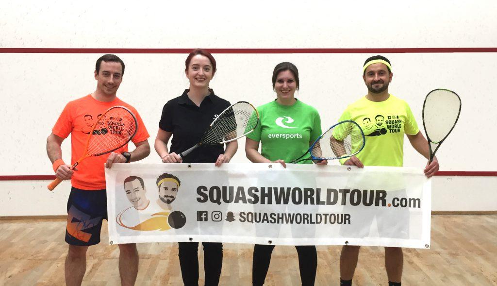 Squash für Anfänger