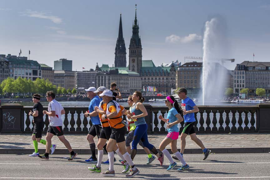 Sportevents in Hamburg 2019
